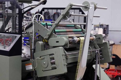 Kluge 14x22 EHD Series Foil Stamping, Embossing & Diecutting Press - 120920090700