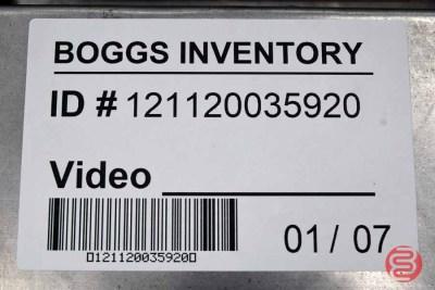 Ko Tai WPG1020 Cylinder Screen Printing Machine - 121120035920