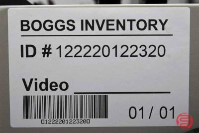 Multigraphics 142A Vacuum Feed Paper Folder - 122220122320