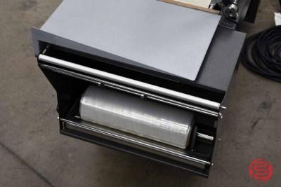 PP-1519 Economy Series L-Bar Shrink Wrap Machine w/ Heat Tunnel - 121420111250