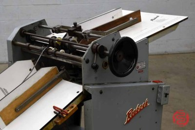Rosback 220 Friction-Feed Perforator - 120520085520