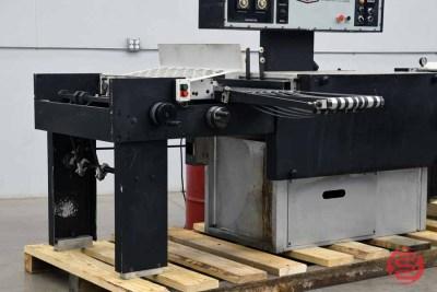 Scott Ten Thousand Automatic Plastic Index Tab Machine - 120220031820