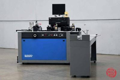 2000 Buskro BK 660 Inkjet Addressing System w/ BK 1600 Conveyor - 011321033040