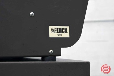 AB Dick 1200 Envelope Feeder - 010721100650