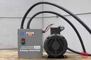 American Rotary 3-Phase Converter HD/CNC Soft Start - 012020014540