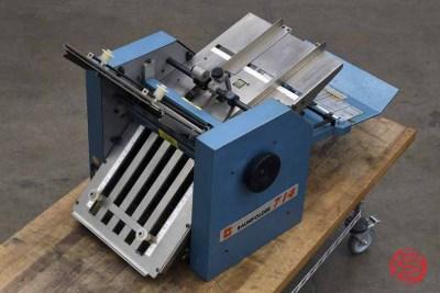 Baum 714 Vacuum Feed Paper Folder - 010721074420