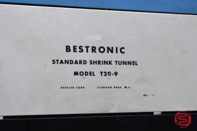 Beseler Bestronic T20-9 Shrink Tunnel - 123020094320
