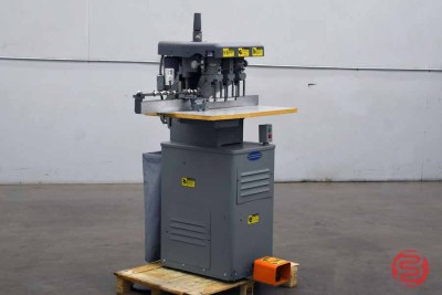 Challenge EH-3A Three Spindle Hydraulic Paper Drill - 010821035020
