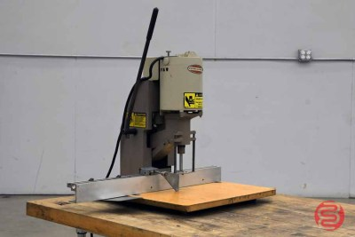 Challenge JO Tabletop Single Spindle Paper Drill - 010821085150