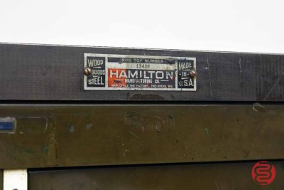 Hamilton Iron Top Galley Cabinet - 010421021210
