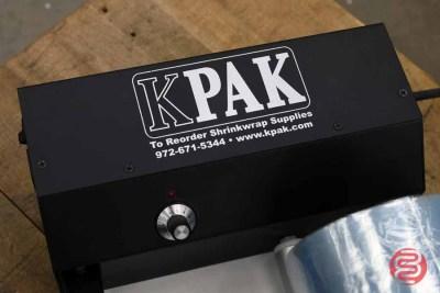 KPak SS-18DS Super Sealer Shrink Wrapper - 012521012230