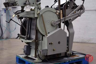 "Kluge EHD 14"" x 22"" Die Cutter / Embosser / Foil Press - 011521083800"