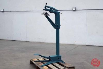 Manual Saddle Stitcher - 011621110620