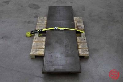 Metal Letterpress Tabletop - 012122101840