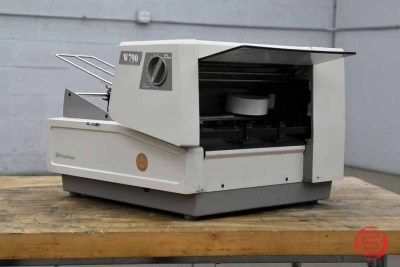 Pitney Bowes W790 Full Color Tabletop Address Printer - 011921103020