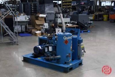 Quincy QSVB10 Industrial Vacuum - 010621093430