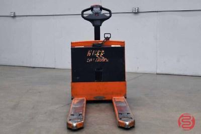Toyota 7HBW23 Electric Pallet Jack - 011821095430