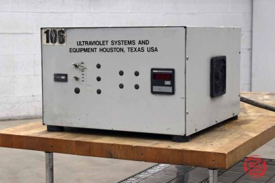 Ultraviolet Systems RC-12 - 012821080340