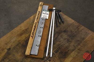 Challenge 305 MC Hydraulic Paper Cutter - 013021082750