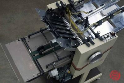 Challenge Pow-R-Fold Vacuum Feed 14 x 20 Paper Folder - 022221023240