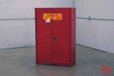 Eagle PI-47 Paint and Ink Safety Cabinet - 020121082700