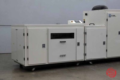 Epic CT-660 Offline Aqueous and Spot UV Coating System - 022221115120
