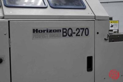 Horizon Perfect Binder BQ-270 - 083120023550