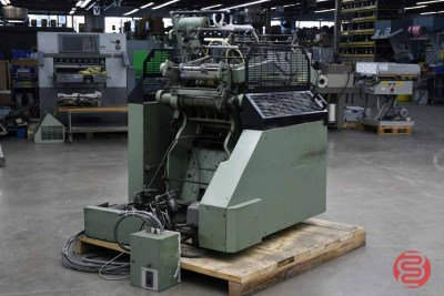 Kluge 14x22 EHD Series Foil Stamping, Embossing & Diecutting Press - 021621102220