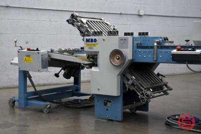 MBO B20 Continuous Feed Paper Folder - 021121042640