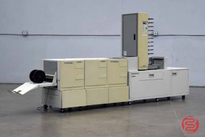 Standard Horizon VAC-100 10 Bin Booklet Making System - 020121120010