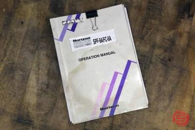 Standard Horizon VAC-100 10 Bin Booklet Making System - 020121120010