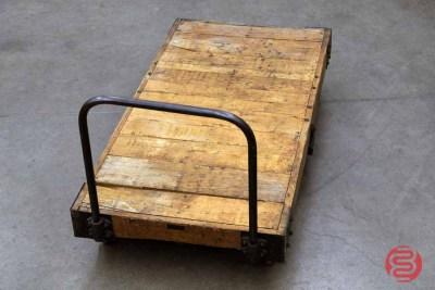 Vintage Lansing Warehouse Cart - 021221024350