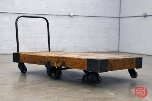 Vintage Lansing Warehouse Cart - 022321023800
