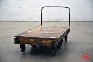 Vintage Nutting Warehouse Cart - 021121110500