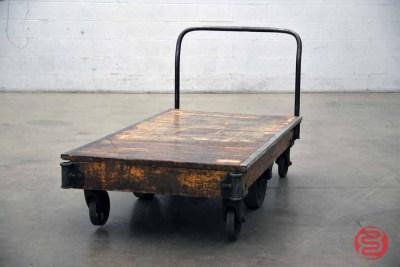 Vintage Nutting Warehouse Cart - 021121110500