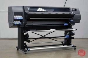 2017 HP Latex 360 64in Wide Format Printer - 030121092330