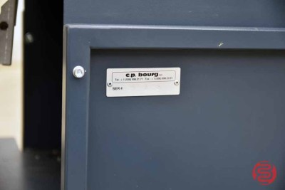 CP Bourg BST 10 20 Bin Booklet Making System - 033021094000