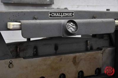 Challenge 265 HB 26.5in Hydraulic Paper Cutter - 030421115800