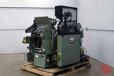 Kluge 14x22 EHF Series Foil Stamping, Embossing & Diecutting Press - 031721023010