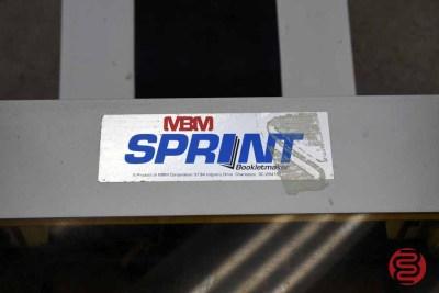 MBM Sprint 5000 Booklet Maker - 022721102240
