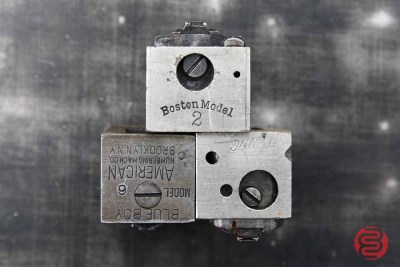 Numbering Machine (Qty -3) - 030921015930