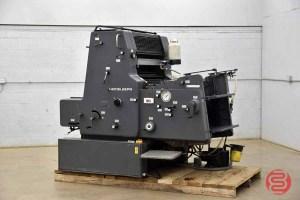 1982 Heidelberg MO Printing Press w/ Bacher Die Punch - 041421090520
