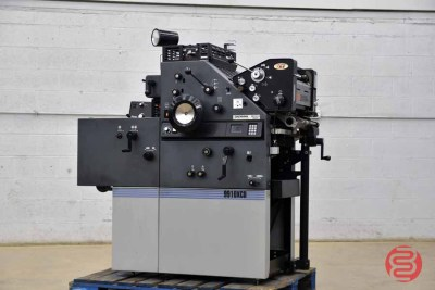 AB Dick 9910XCD Two-Color Offset Printing Press - 041321102020