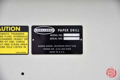 Challenge MS-10A Paper Drill - 042221014040