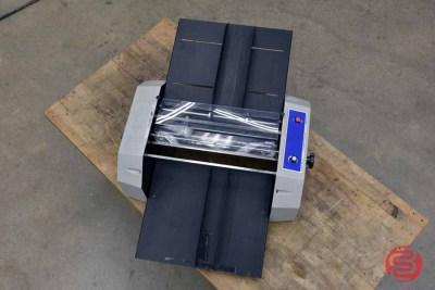 Graphic Whizard FinishMaster 100 Perf Slit Score Machine - 040721095520