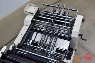 Hamada E47S Offset Two Color Printing Press - 042221081010