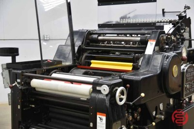 Heidelberg KORA 18 x 22.5 Offset Printing Press - 041621122020