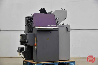 Heidelberg Quickmaster QM 46-2 Two Color Printing Press - 042021113050