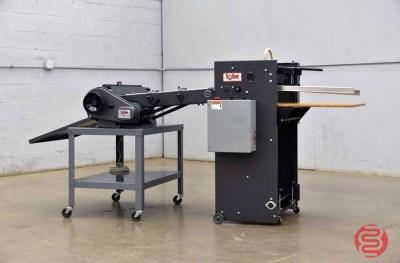 Rollem Champion 990 Perf Slit Score Machine w/ Da-Lite Feeder - 041921103030