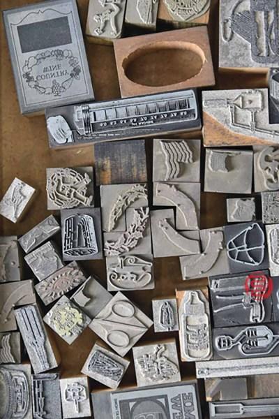 Assorted Letterpress Cuts - 050621114921
